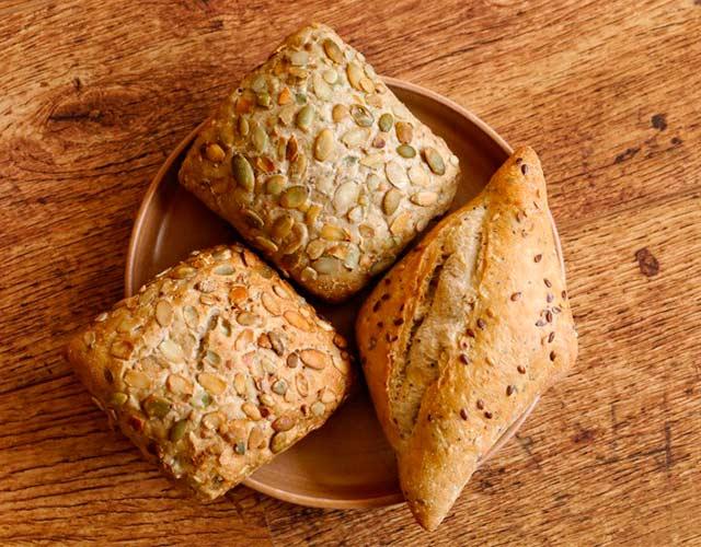 Pan casero con levadura seca