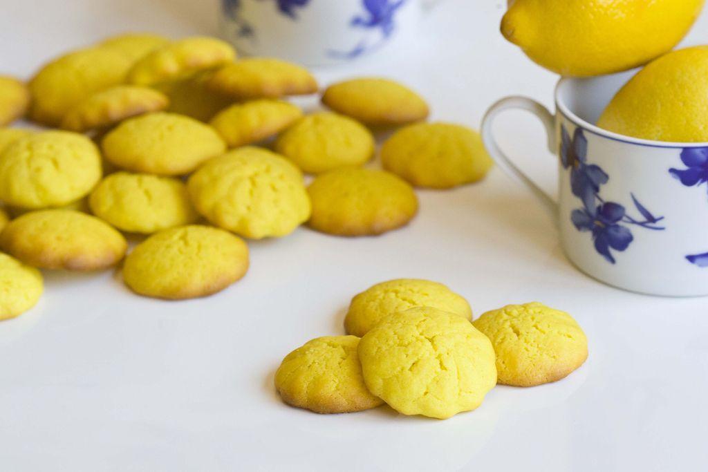 Galletas-limón