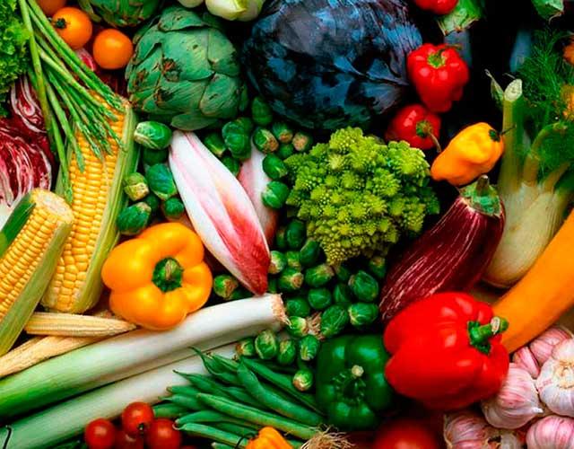 Lista de alimentos alcalinos y ácidos