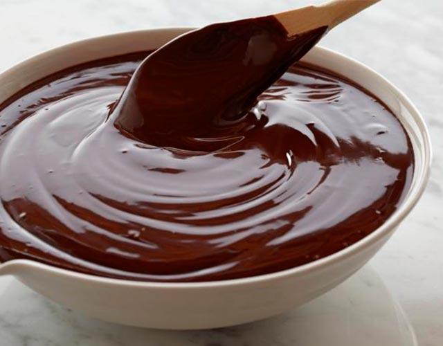 Cómo hacer ganache de chocolate fácil