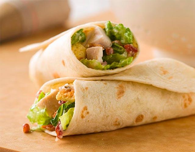Burrito más famoso de Pinterest
