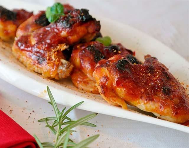 Receta de alitas de pollo adobadas queapetito - Adobo de alitas de pollo ...