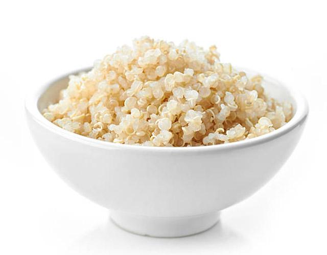 Cómo hervir quinoa