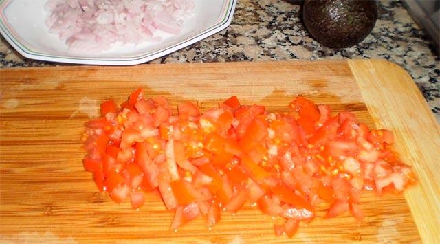 Tabulé o ensalada libanesa