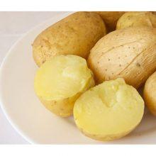 patatas en microondas
