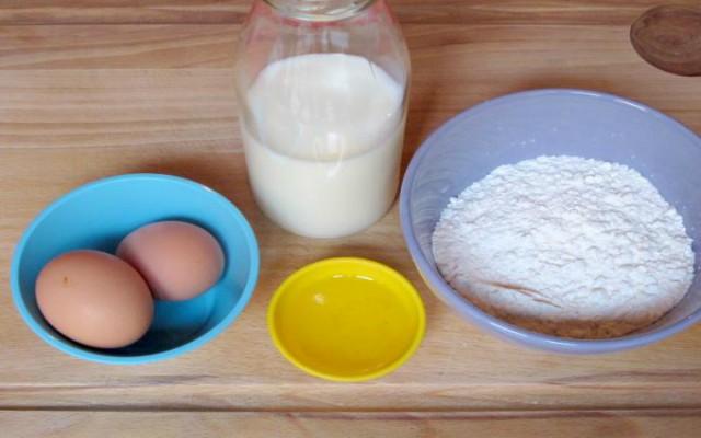 Cómo hacer la masa de crepes