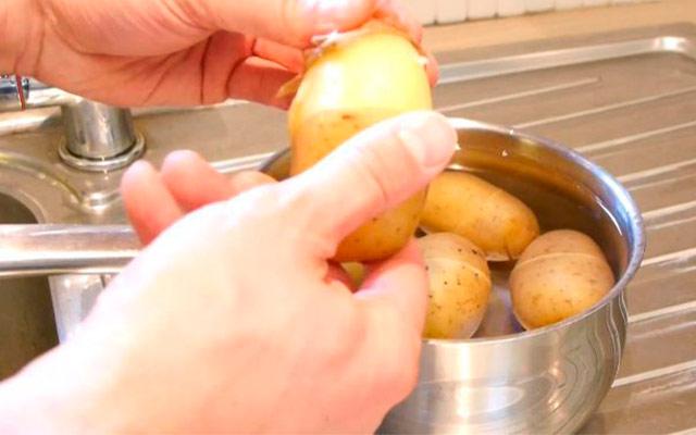 Puré de patatas delicioso