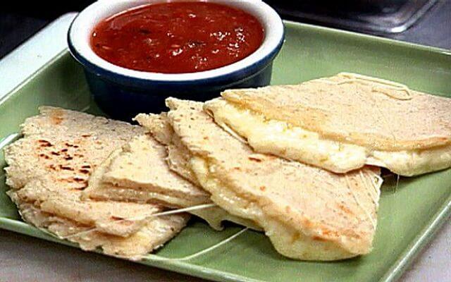 Quesadilla de queso