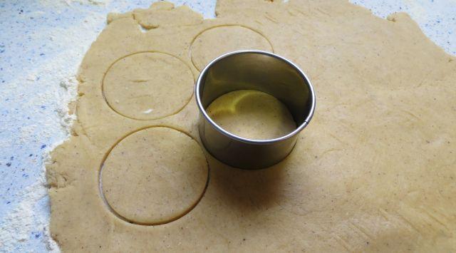 Galletas con aceite de oliva caseras