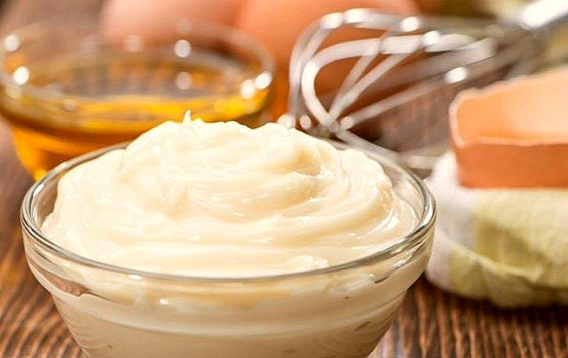 Como se hace la mayonesa