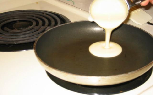 Tortitas sin azúcar y sin huevo
