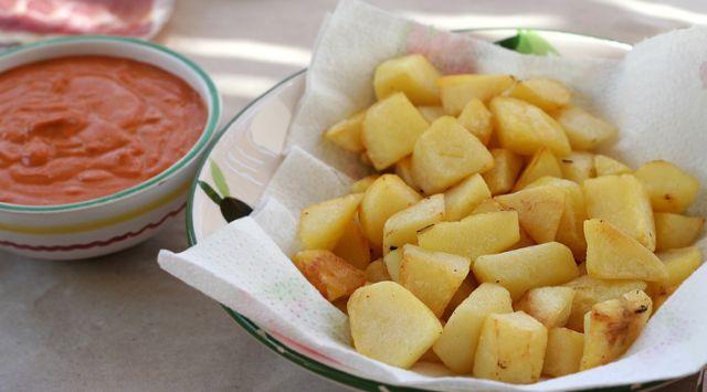Patatas Bravas Como Deben Ser
