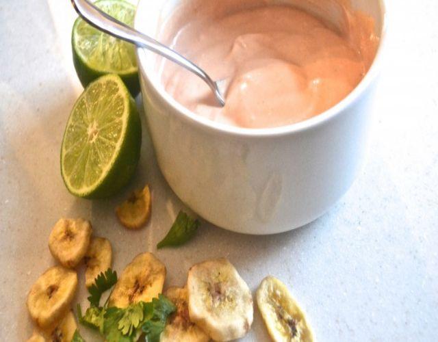 Salsa rosa, fácil y muy útil