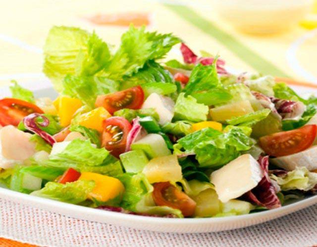 Trucos para adelgazar con ensaladas