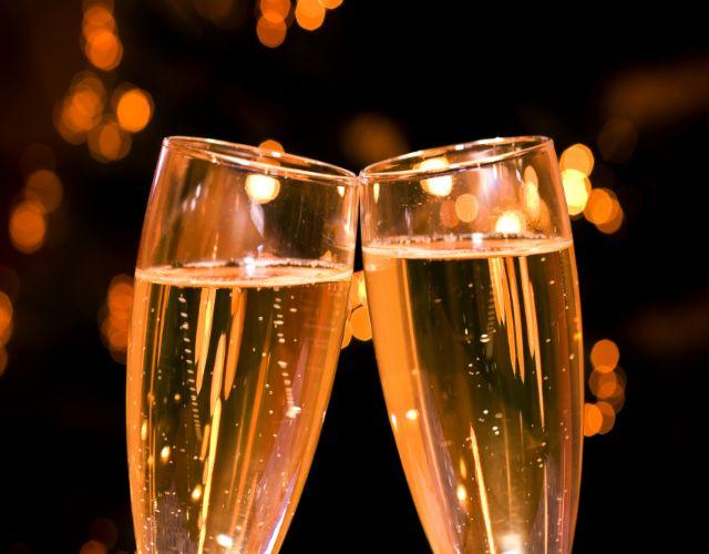 Cócteles con Champagne