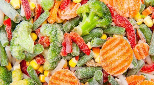 Como Congelar el Puré de Verduras