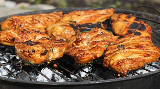 Pollo al Carbón