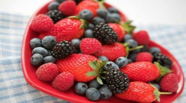 Smoothie de Frutos Rojos