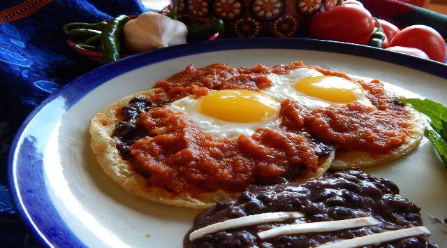 Salsa para Huevos Rancheros