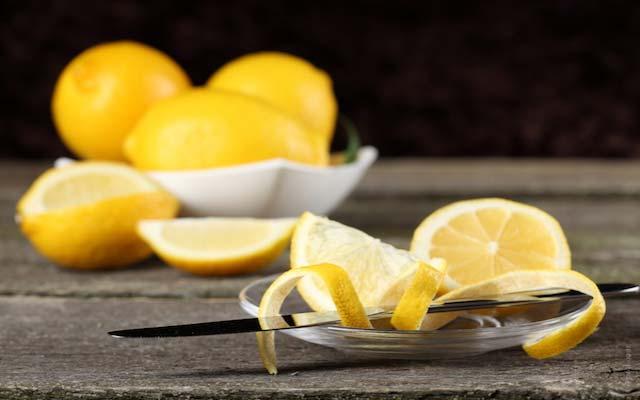 limoncello casero