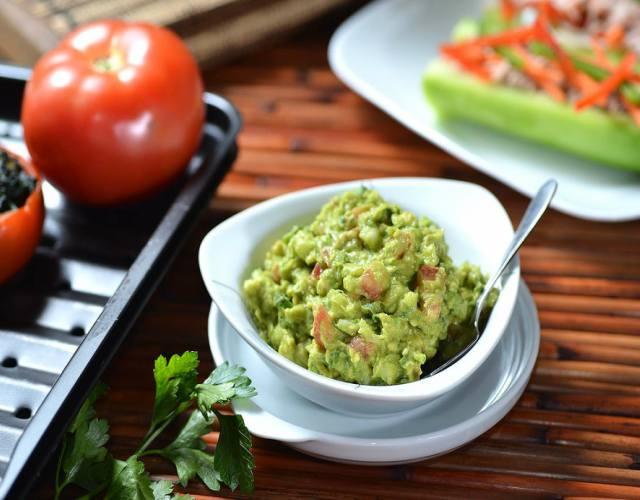 Autentica receta de Guacamole