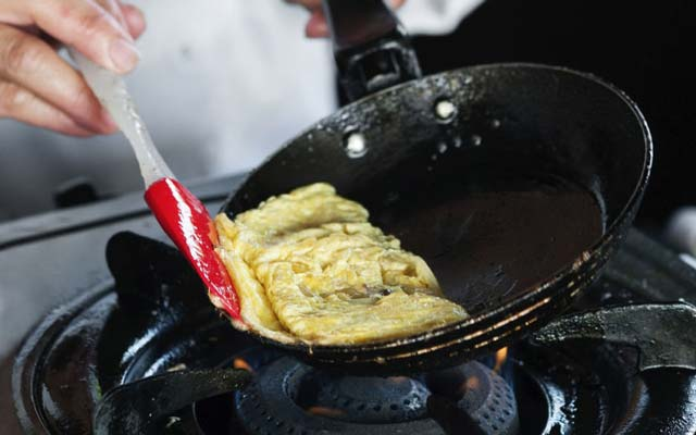 Tortilla francesa