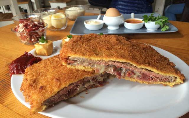 Cachopo receta asturiana