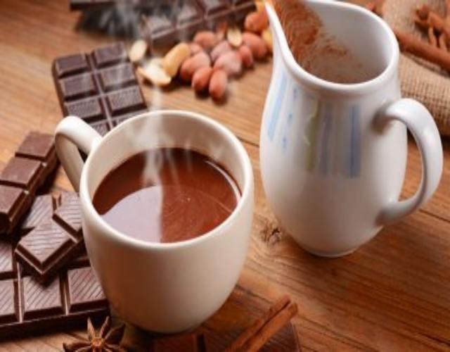 Chocolate Caliente a la taza