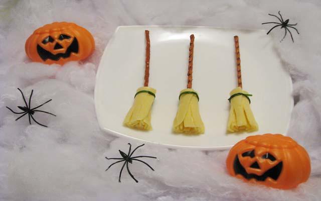 Recetas halloween para niños