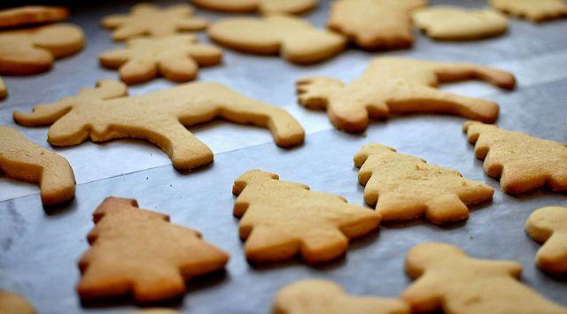 Galletas de Navidad Fáciles y Baratas