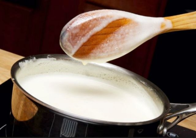 Pastel de merluza sin nata