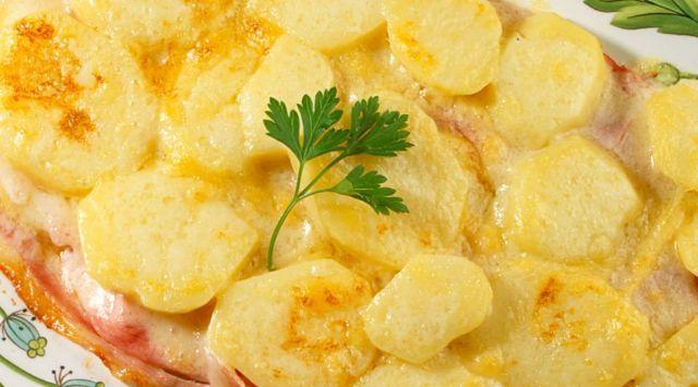 Patatas al Horno con Sal