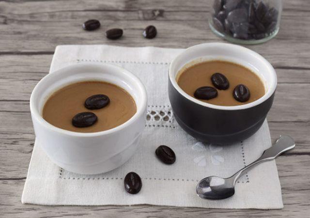 Panacota de Café