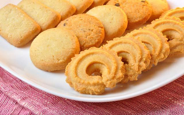 Tarta de galletas rápida