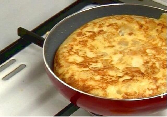 Pinchos de tortilla rellena