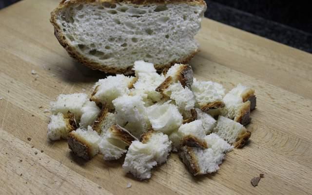 Desmigamos el pan