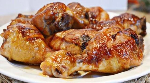 Pollo Troceado al Horno
