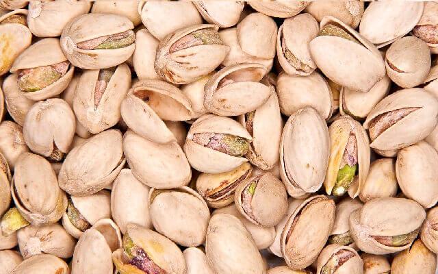 Batido de pistacho