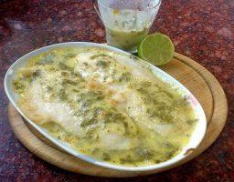 Salsa para pescado de limón