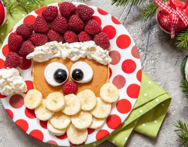 Recetas navideñas para niños sin horno