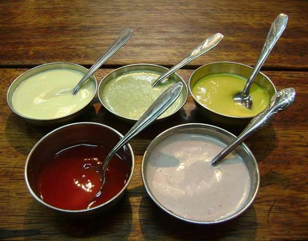 Salsas peruanas
