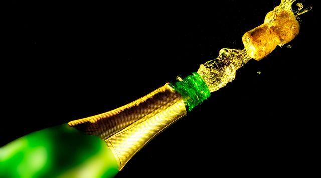 12 cócteles con champán