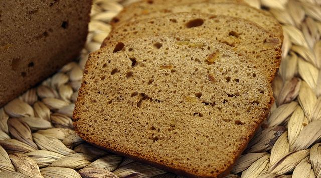 Pan dulce de especias