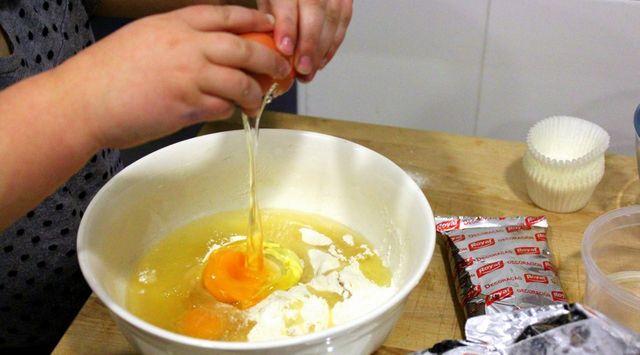 Cómo hacer cupcakes glaseado
