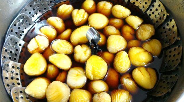 Marrón glacé (castañas glaseadas)