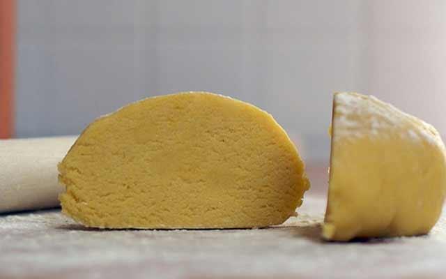 Cómo hacer pasta brisa