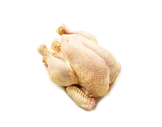Navideña de Pollo con Piña y Jamón