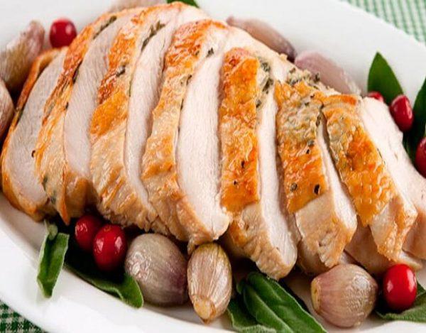 Recetas navideñas con pollo fáciles