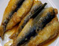 sardinas en escabeche