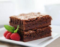 Brownie sin harina